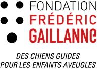 Fondation Frédéric Gaillanne, Des chiens guides pour les enfants aveugles
