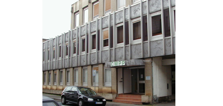 Façade du CMPP de Buzanval