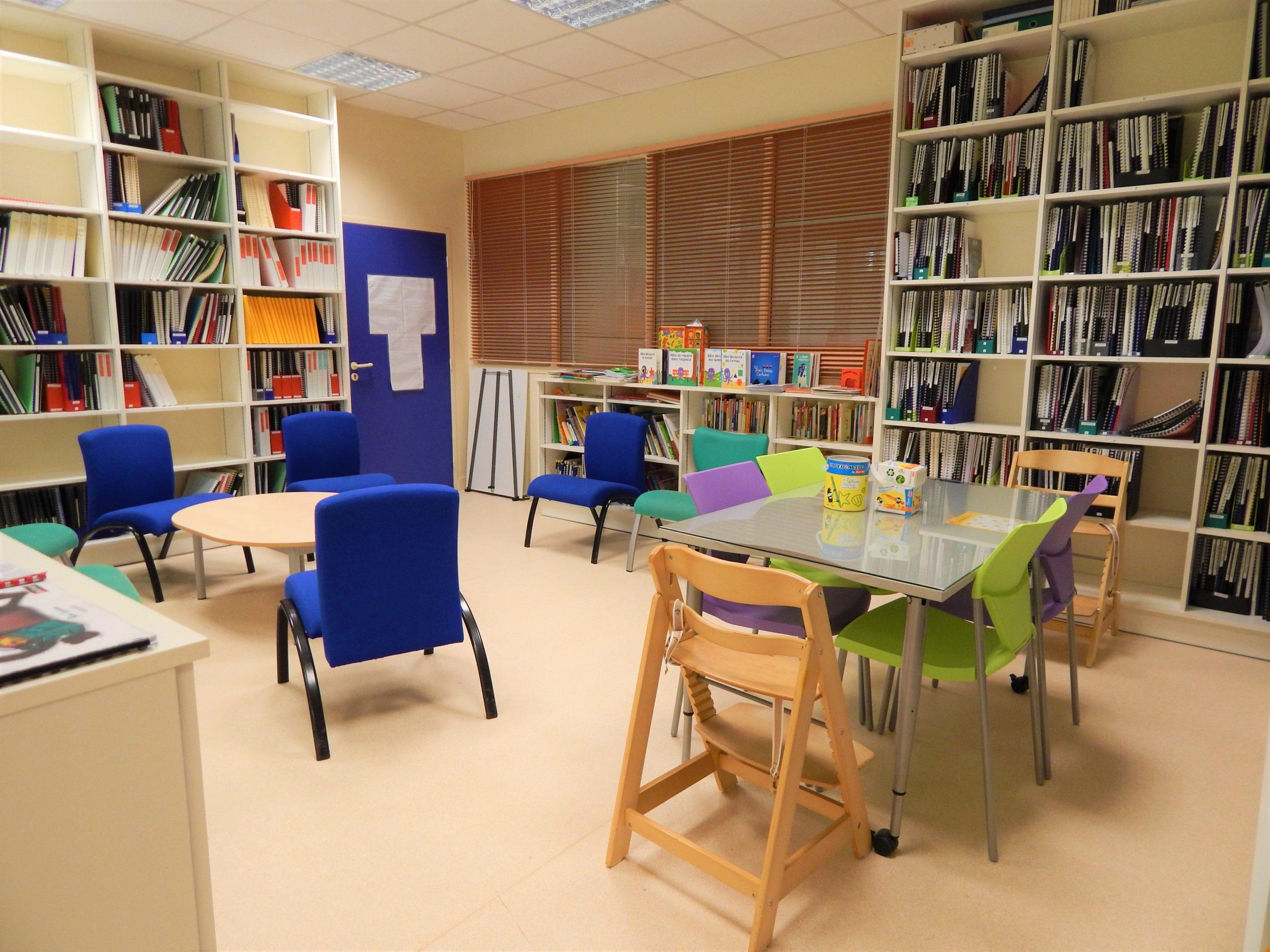 Bibliothèque du SAIDV